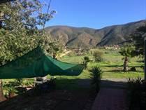 Homes for Sale in valle guadalupe, Ensenada, Baja California $265,000
