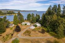 Homes for Sale in Union Bay/Fanny Bay, British Columbia $1,400,000