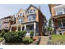 Homes Sold in Philadelphia, Pennsylvania $214,000
