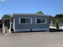 Homes for Sale in Eugene, Oregon $45,000