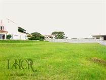 Lots and Land for Sale in La Guacima, Alajuela $105,000