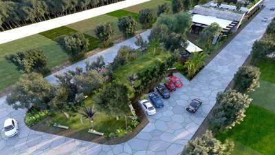 Lots Entre Parques around 4 parks amenities!
