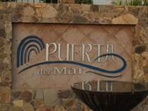 Lots and Land for Sale in El Tezal, Cabo San Lucas, Baja California Sur $49,000