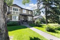 Homes for Sale in Mount Pleasant, Calgary, Alberta $749,900