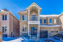 Homes for Sale in Highway 50/Cotrelle, Brampton, Ontario $834,900