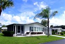 Homes for Sale in camelot east, Sarasota, Florida $79,900