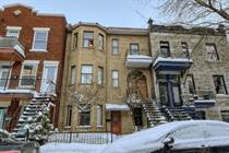 Multifamily Dwellings for Sale in Quebec, Le Plateau-Mont-Royal, Quebec $1,250,000