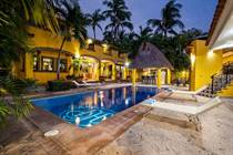 Homes for Sale in Zona Dorada, Bucerias, Nayarit $2,900,000