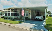 Homes for Sale in Lincolnshire Mobile Estates, Largo, Florida $38,999