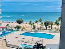 Condos for Rent/Lease in Cond. Coral Beach, Carolina, Puerto Rico $1,100 monthly