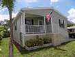 Homes for Sale in Gateway MHP, St. Petersburg, Florida $75,900