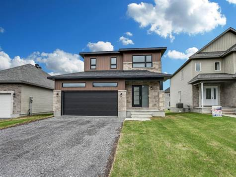 Morris Village 21 Clarence Rockland Ontario For Sale