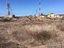 Lots and Land for Sale in Ensenada, Baja California $38,000