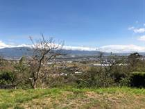 Lots and Land for Sale in Cerro Alto, San Rafael, San José $335,000