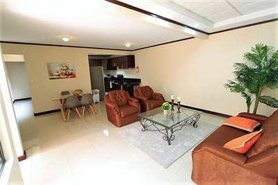 Escazu 2 beds apartment for rent