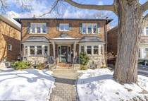 Homes Sold in Bloor West Village, Toronto, Ontario $1,950,000