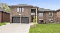 Homes Sold in LaSalle, Ontario $599,900