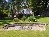 Homes for Sale in Chesley Lake Area, South Bruce Peninsula, Ontario $499,900