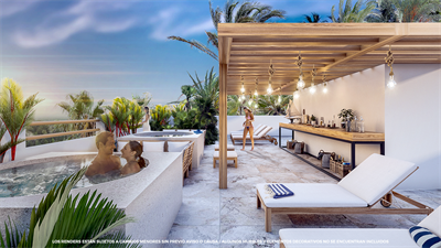 PENTHOUSE WITH THE LIFESTYLE YOU ALWAYS DREAMED   STUDIO   PUERTO AVENTURAS