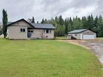 Homes for Sale in Buck Lake, Alberta $344,000