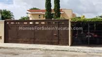 Homes for Sale in Vista Alegre, Merida, Yucatan $297,000