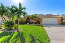 Homes for Sale in Cape Coral, Florida $288,900