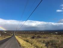 Lots and Land for Sale in Hawaii, OCEAN VIEW, Hawaii $58,000