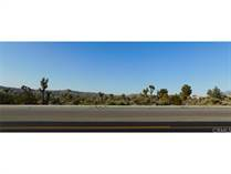 Lots and Land for Sale in Yucca Valley, California $35,000
