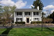 Homes for Sale in Birmingham, Michigan $1,800,000