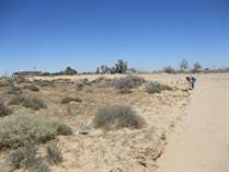 Lots and Land for Sale in San Rafael, Puerto Penasco/Rocky Point, Sonora $158,000