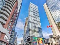 Condos for Rent/Lease in Dundas/Jarvis, TORONTO, Ontario $1,600 monthly