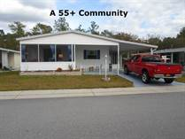 Homes for Sale in Forest Lake Estates, Zephyrhills, Florida $38,500