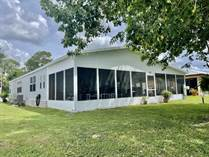 Homes for Sale in Spanish Lakes Fairways, Fort Pierce, Florida $72,000