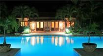 Homes for Sale in Orchid Bay , Maria Trinidad Sanchez $2,500,000