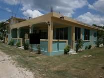 Homes for Sale in Corozal Bay, Corozal $90,000