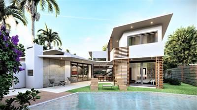 Unique Modern Design Villa   3 BDR   Punta Cana Village  Beach and Golf   Punta Cana