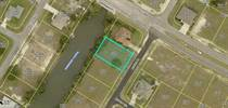 Lots and Land for Sale in Cape Coral, Florida $53,900