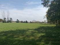 Lots and Land for Sale in Union County, West Mansfield, Ohio $68,500