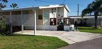Homes for Sale in Holiday Mobile Home Park, Lakeland, Florida $21,995
