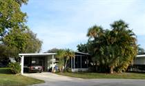 Homes for Sale in Camelot Lakes MHC, Sarasota, Florida $24,900