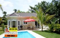 Homes for Sale in Hispaniola Residencial , Sosua, Puerto Plata $125,000