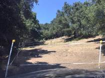 Lots and Land for Sale in California, Trabuco Canyon, California $115,000