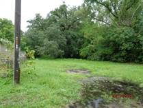 Lots and Land for Sale in Jacksonville, Florida $12,500