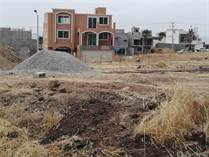 Lots and Land for Sale in Playas de Rosarito, Baja California $60,000