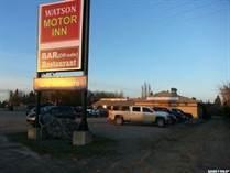 Commercial Real Estate for Sale in Watson, Saskatchewan $1,499,000