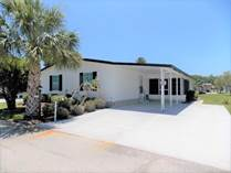 Homes for Sale in Whispering Pines MHP, Kissimmee, Florida $54,000