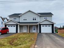 Homes for Rent/Lease in Hillside Meadows, Cornwall, Prince Edward Island $1,875 monthly