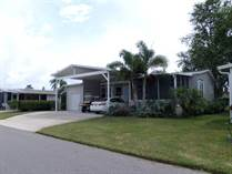 Homes for Sale in Camelot Lakes MHC, Sarasota, Florida $169,000