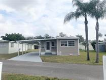 Homes for Sale in Sunnyside Mobile Home Park, Zephyrhills, Florida $15,900