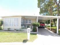 Homes for Sale in Down Yonder Village, Largo, Florida $18,800